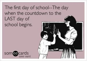 Image result for back to school blues